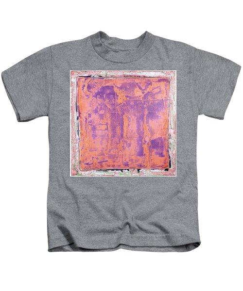 Art Print California 09 Kids T-Shirt