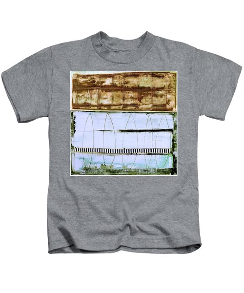Art Print Malibu Kids T-Shirt
