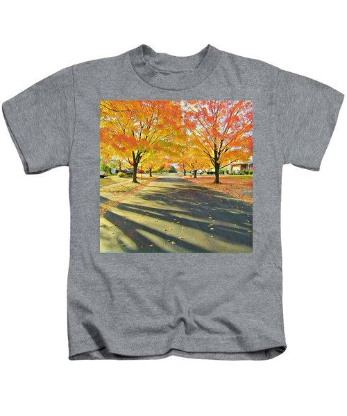 Artistic Tulsa Street Kids T-Shirt