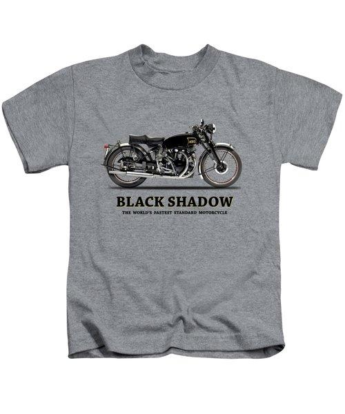 Vincent Black Shadow Kids T-Shirt