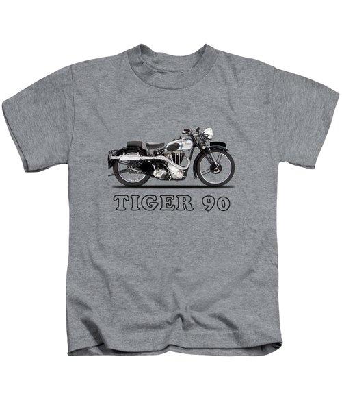 Triumph Tiger 90 1937 Kids T-Shirt