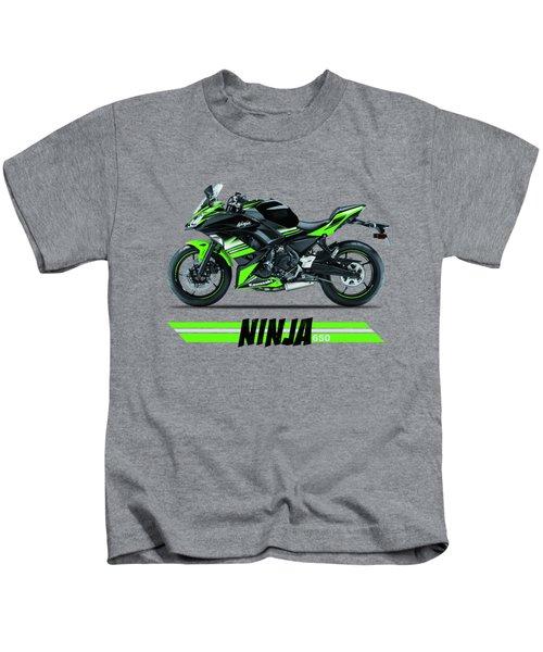 Kawasaki Ninja 650 Kids T-Shirt