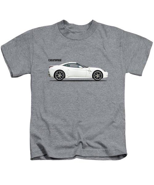 Ferrari California Kids T-Shirt