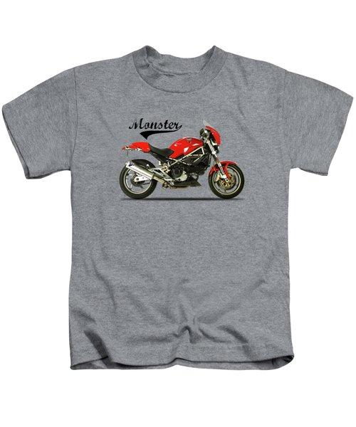 Ducati Monster S4 Sps Kids T-Shirt