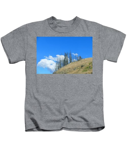 At The End Of The World Kids T-Shirt