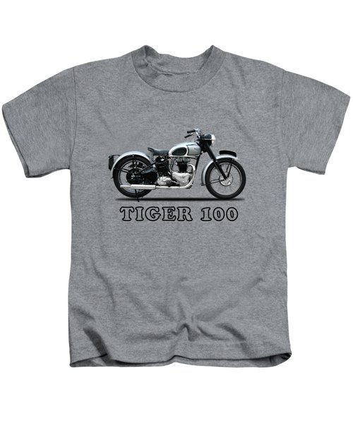 The Tiger 100 1949 Kids T-Shirt