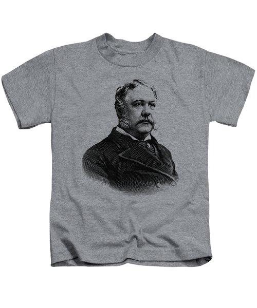 President Chester Arthur Graphic Kids T-Shirt
