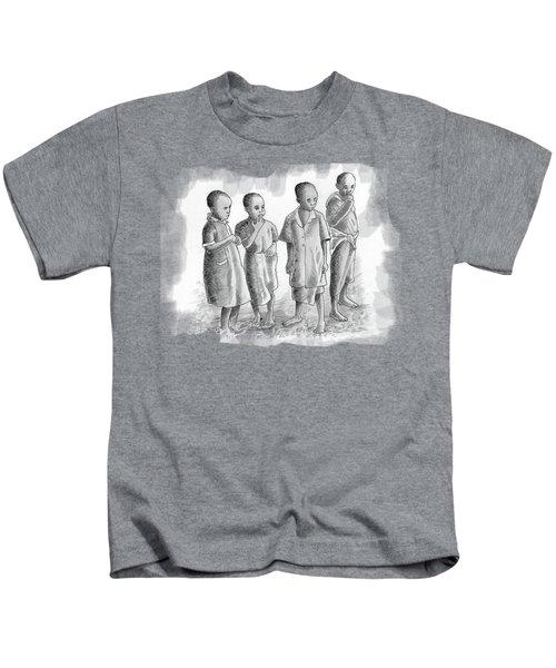 Children Together Kids T-Shirt