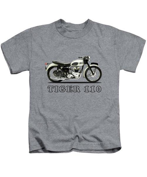 Tiger T110 1957 Kids T-Shirt