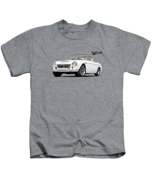 The Datsun Fairlady Kids T-Shirt