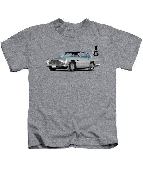 Aston Martin Db5 Kids T-Shirt