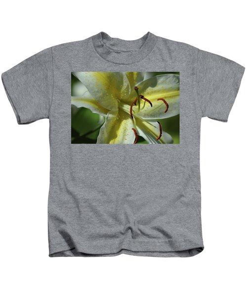 Asiatic Lily No 2 Kids T-Shirt