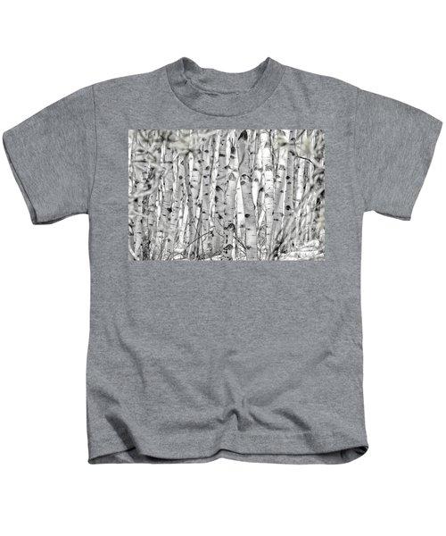 Aspen Forest Iv Kids T-Shirt