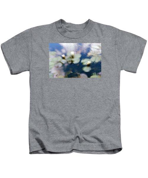 At Claude Monet's Water Garden 4 Kids T-Shirt