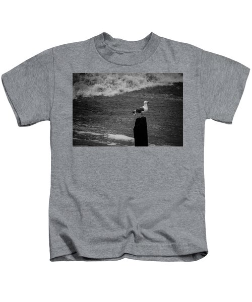 At His Post Kids T-Shirt