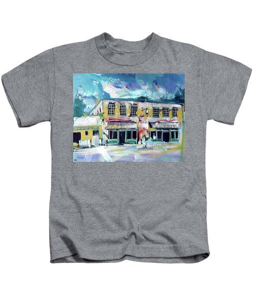 Athens Ga The Grit Kids T-Shirt
