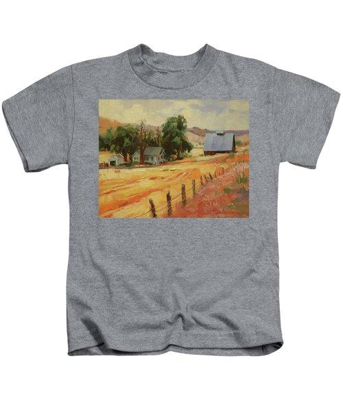 August Kids T-Shirt