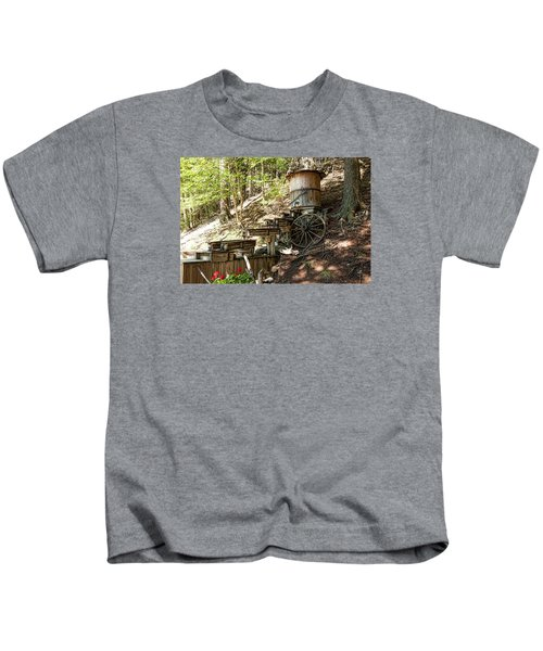 Ausable River Mining Company Kids T-Shirt