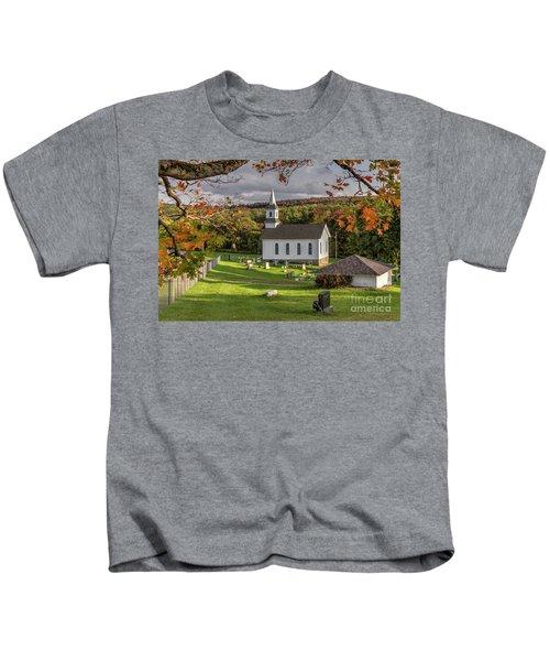 Autumn Church Kids T-Shirt