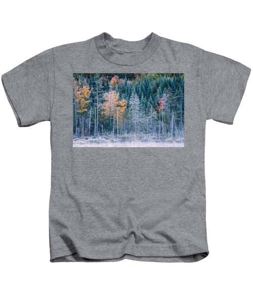 Autumn Frost Kids T-Shirt