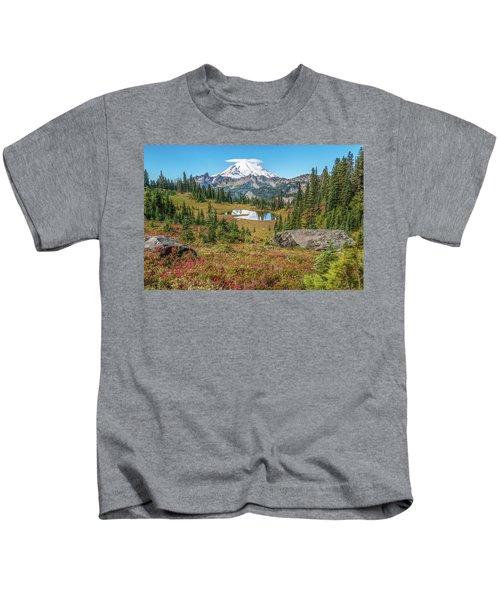 Autumn Meadow Kids T-Shirt