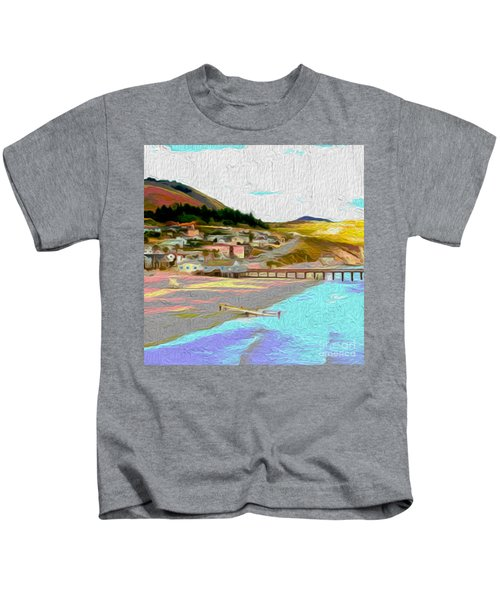 Avila Paddle Kids T-Shirt