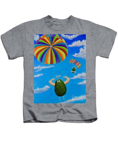 Avocado's From Heaven Kids T-Shirt