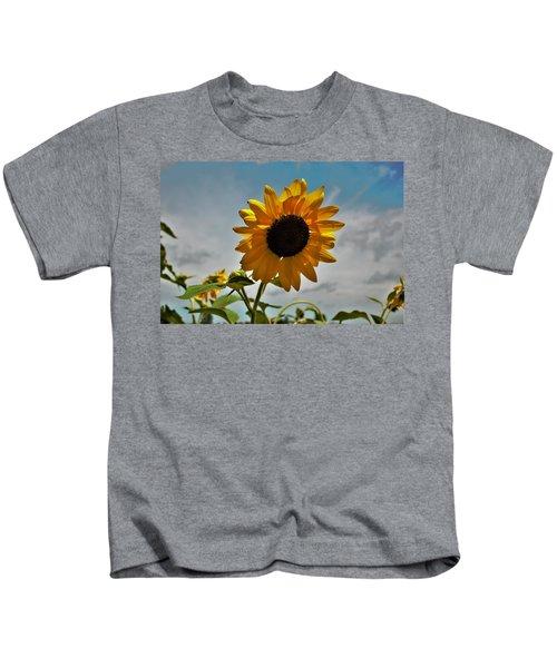 2001 - Awakening Sunflower Kids T-Shirt