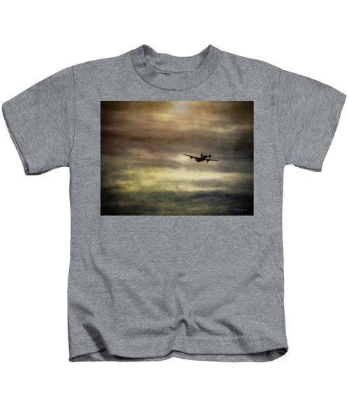 B24 In Flight Kids T-Shirt
