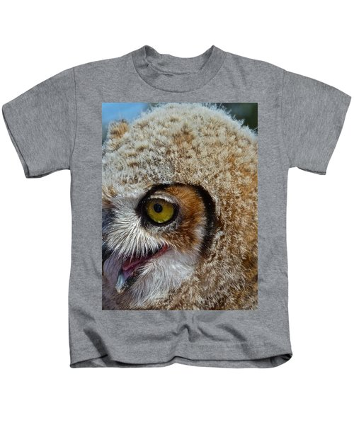 Baby Owl Kids T-Shirt
