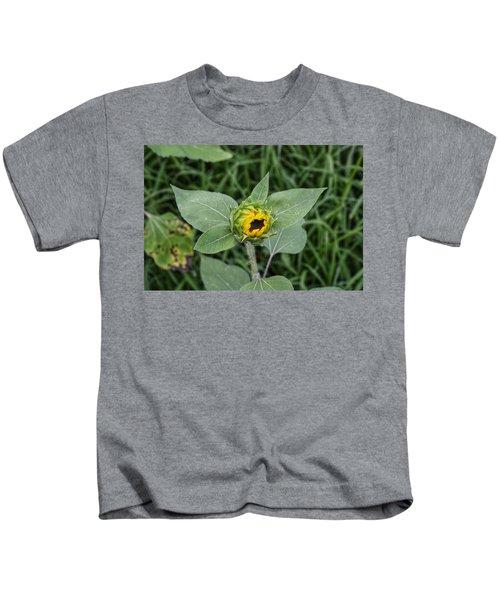 Baby Sunflower  Kids T-Shirt