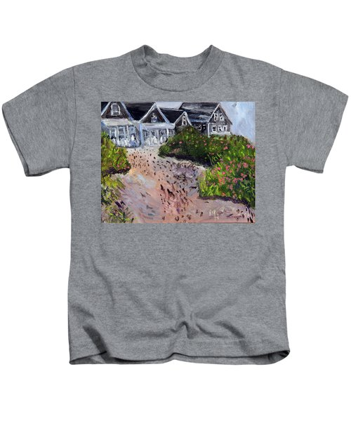 Back From The Beach Kids T-Shirt