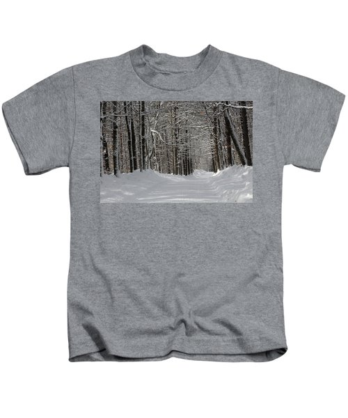Back Rd Nh Kids T-Shirt