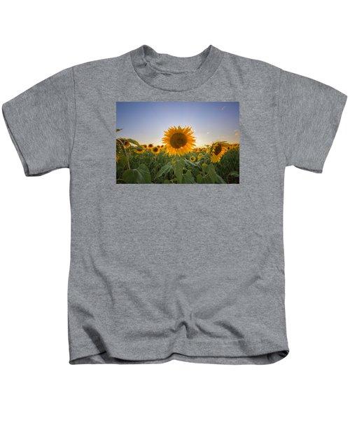 Backlit Kids T-Shirt