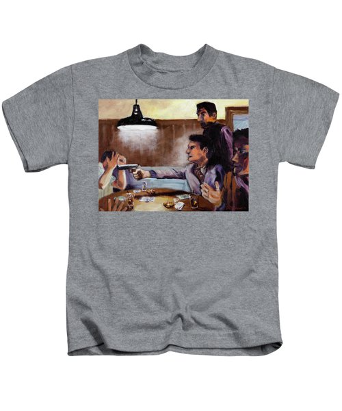 Bad Table Manners Kids T-Shirt
