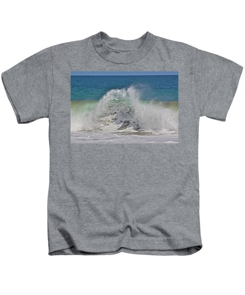 Baja Wave Kids T-Shirt