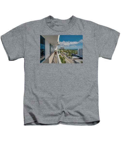 Balcony Life Kids T-Shirt