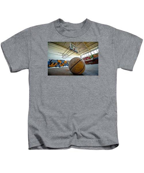Ball Is Life Kids T-Shirt