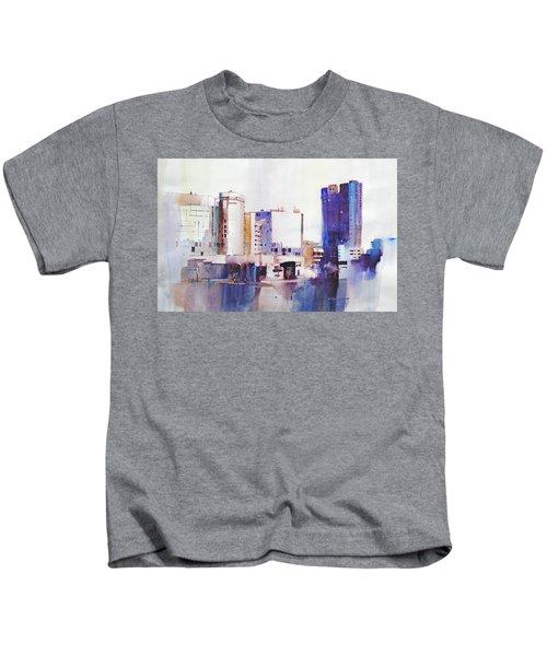 Baltimore Plaza Kids T-Shirt