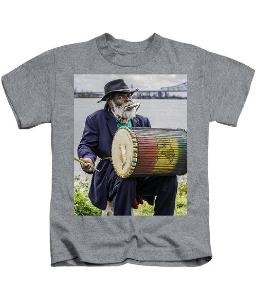 Bang That Drum Kids T-Shirt