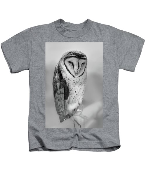 Barn Owl II Kids T-Shirt