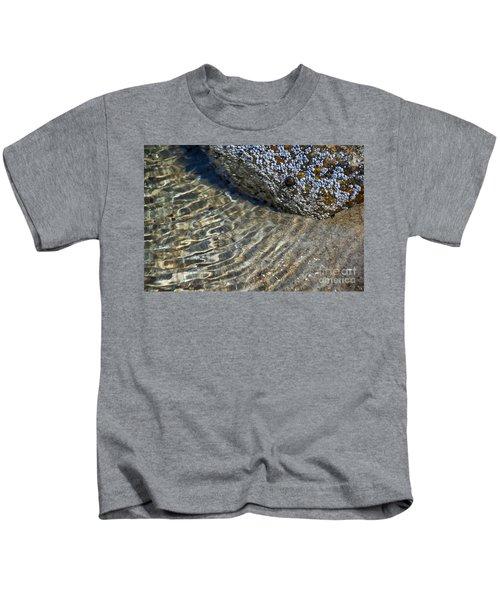 Barnacles And Reflection Kids T-Shirt