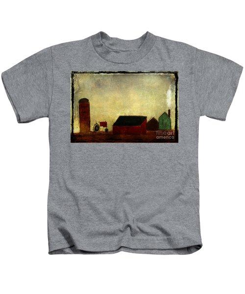 Barnyard Lullaby From Ginkelmier Land Kids T-Shirt