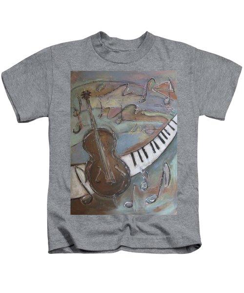 Bass And  Keys Kids T-Shirt