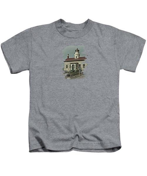Battery Point Lighthouse Kids T-Shirt