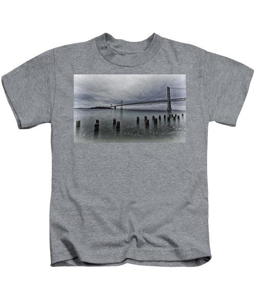Bay Bridge Kids T-Shirt