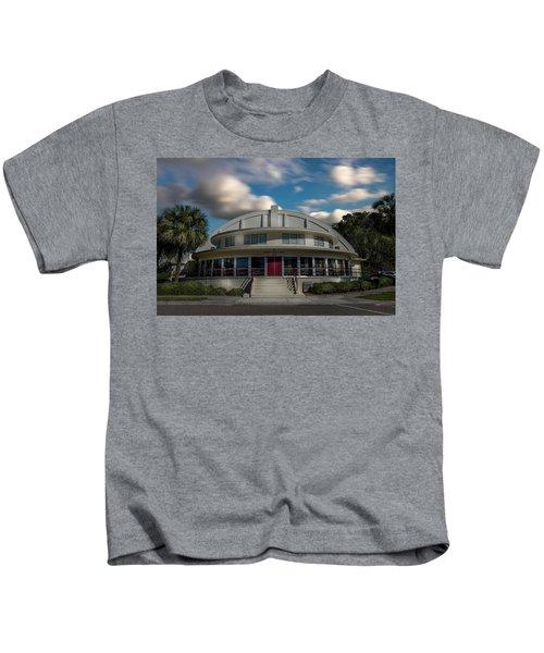 Bay Front Community Center Kids T-Shirt