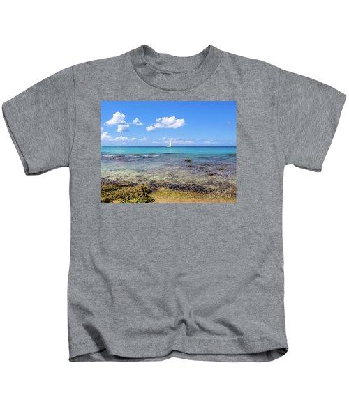Bayahibe Coral Reef Kids T-Shirt