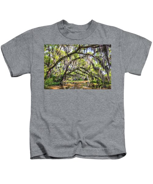 Bayou Cathedral Kids T-Shirt
