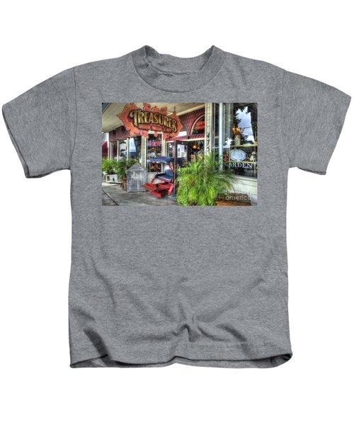 Baytown Treasures Kids T-Shirt
